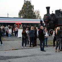 Putnici u željezničkom prometu (Foto: Ivica Galovic/PIXSELL)