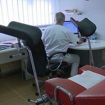 Liječnik u ordinaciji (Foto: Dnevnik.hr)