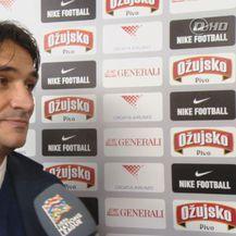 Zlatko Dalić na Novu TV nakon utakmice