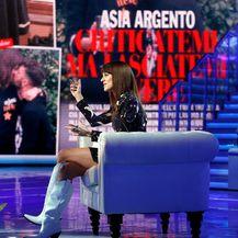 Fabrizio Corona i Asia Argento (Foto: Profimedia)