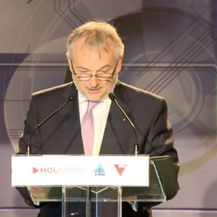 Direktor MOL-a Zsolt Hernadi (Foto: Dnevnik.hr) - 1