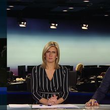 Marina Bešić Đukarić razgovara s Fra Ivicom Jagodićem (Video: Dnevnik Nove TV)
