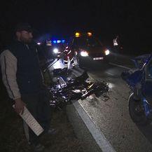 Teška prometna nesreća (Foto: Dnevnik.hr)