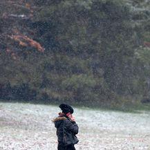 Snijeg u Čakovcu (Foto: Vjeran Zganec Rogulja/PIXSELL) - 4