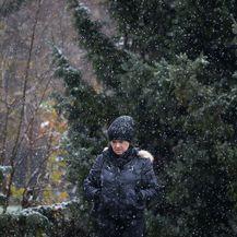 Snijeg u Čakovcu (Foto: Vjeran Zganec Rogulja/PIXSELL) - 9