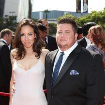 Chaz Bono i Jennifer Elia (Foto: AFP)