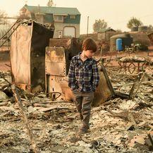 Požar u Kaliforniji (Foto: AFP) 3