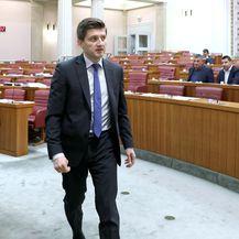 Ministar financija Zdravko Marić (Foto: Patrik Macek/PIXSELL)