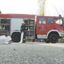 Glumci serije Na granici s vatrogascima DVD-a Sesvete (Foto: Dnevnik.hr) - 2