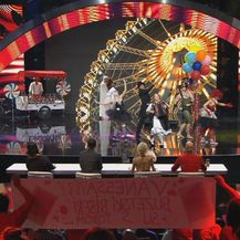Nastup Vanesse Jakac u polufinalnoj emisiji Supertalenta (Foto: Dnevnik.hr) - 1