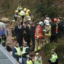 Željeznička nesreća u Španjolskoj (Foto: AFP) - 6