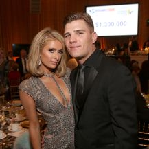 Paris Hilton i Chris Zylka (Foto: Getty Images)
