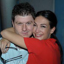Monika Kravić i Mario Mamić (Foto: Marko Lukunic/PIXSELL)