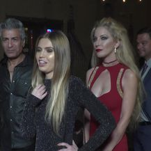 U Hollywoodu održana premijera Osmog povjerenika i izložba fotografa Jadrana Lazića (Video: IN Magazin)