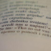 Molitva Očenaš (Foto: Dnevnik.hr)