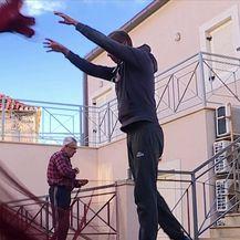 Bitka za sitnu plavu ribu (Video: Dnevnik Nove TV)