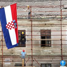 Radnici na Markovom trgu, ilustracija (Foto: Patrik Macek/PIXSELL)