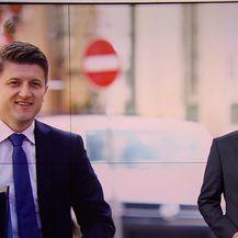 Ministar Marić neizravno potvrdio da napušta Banske dvore (Video: Vijesti u 17h)