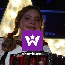 Vanessa Jakac u Supertalentu (VIDEO: Anamaria Batur)