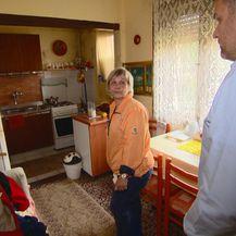 Sanja Sruk s reporterom Provjerenog Matom Barišićem (Foto: Provjereno)