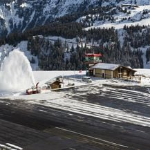 Aerodrom Courchevel - 3