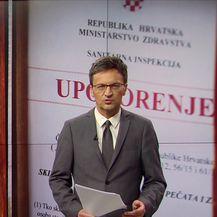Hrvatska opet dobiva državni inspektorat (Video: Vijesti u 17 h)