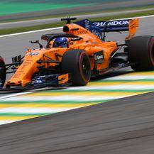 Alonso u McLarenu 2018. (Foto: XPB/Press Association/PIXSELL)