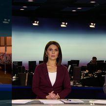 Barbara Štrbac razgovara s predsjednikom NSZZSH-a (Video: Dnevnik Nove TV)