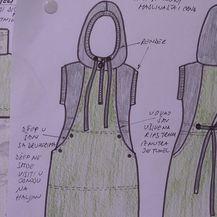 Kreacije naše dizajnerice Ogi Antunac (Video: IN magazin)