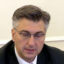 Premijer Andrej Plenković o nasilju u obitelji (Video: Dnevnik Nove TV)