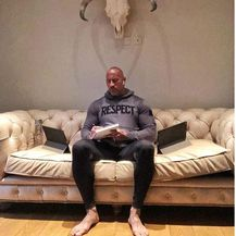 Dwayne Johnson The Rock (Foto: Instagram)
