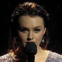 Supertalent – Elizabeth Zacero (Video: Supertalent)