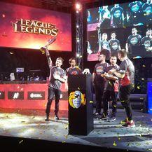 Finale A1 Adria League u LoL (Foto: A1 Adria League/Facebook)