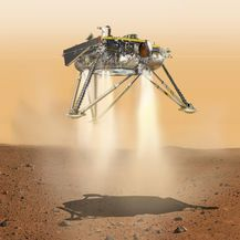 NASA InSight slijeće na Mars (Foto: NASA/JPL-Caltech)