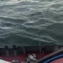 Rusija zarobila tri ukrajinska broda (Video: Dnevnik Nove TV)