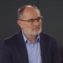 Dekan Verna prof. dr. sc. Vlatko Cvrtila u Dnevniku Nove TV (Foto: Dnevnik.hr) - 2