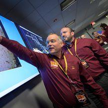 Prva InSightova fotografija s Marsa (Foto: NASA/Bill Ingalls)