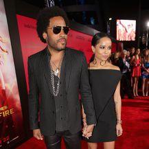 Zoe i Lenny Kravitz (Foto: Getty Images)