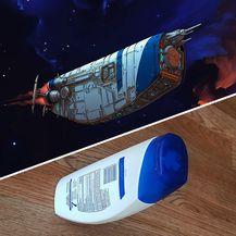 Svemirski brodovi (Foto: Instagram/spacegooose) - 7