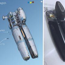 Svemirski brodovi (Foto: Instagram/spacegooose) - 10