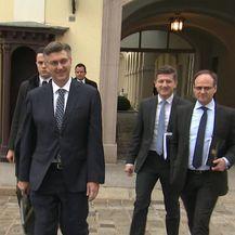 Premijer Andrej Plenković o Zakonu o udomiteljstvu (Video: Dnevnik.hr)