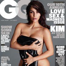 Kim Kardashian GQ (Foto: GQ)