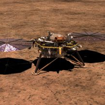 Sonda InSight (Foto: NASA)