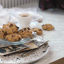 Čokoladni keksi iz kuhinje Sanje Domaćice