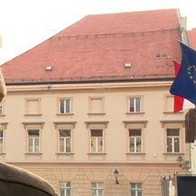 Radimir Čačić uoči koalicijskog sastanka (Video: Dnevnik.hr)
