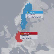 Uredbe zakona o pobačaju u Njemačkoj i Švedskoj (Foto: Dnevnik.hr)