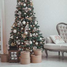 Božićno drvce možda je i najvažniji blagdanski ukras