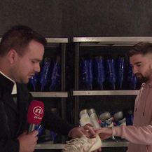 Nogometaš Mate Coric gradi karijeru na Islandu (Video: IN magazin)