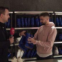 Nogometaš Mate Čorić gradi karijeru na Islandu (Foto: Dnevnik.hr)
