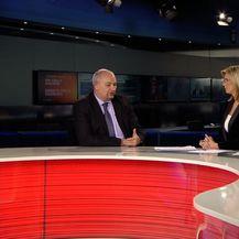 Profesor Davor Derenčinović gost Dnevnika Nove TV (Foto: Dnevnik.hr) - 1